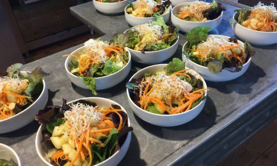 La santé grâce à la nutrition Ayurvedique