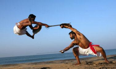 Le Kalarippayat ou l'ouverture du corps et de l'esprit