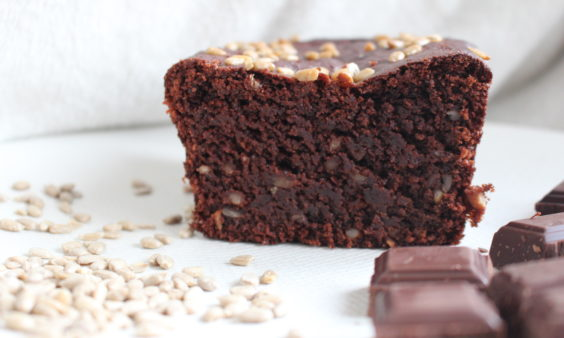 Brownie vegan sans gluten