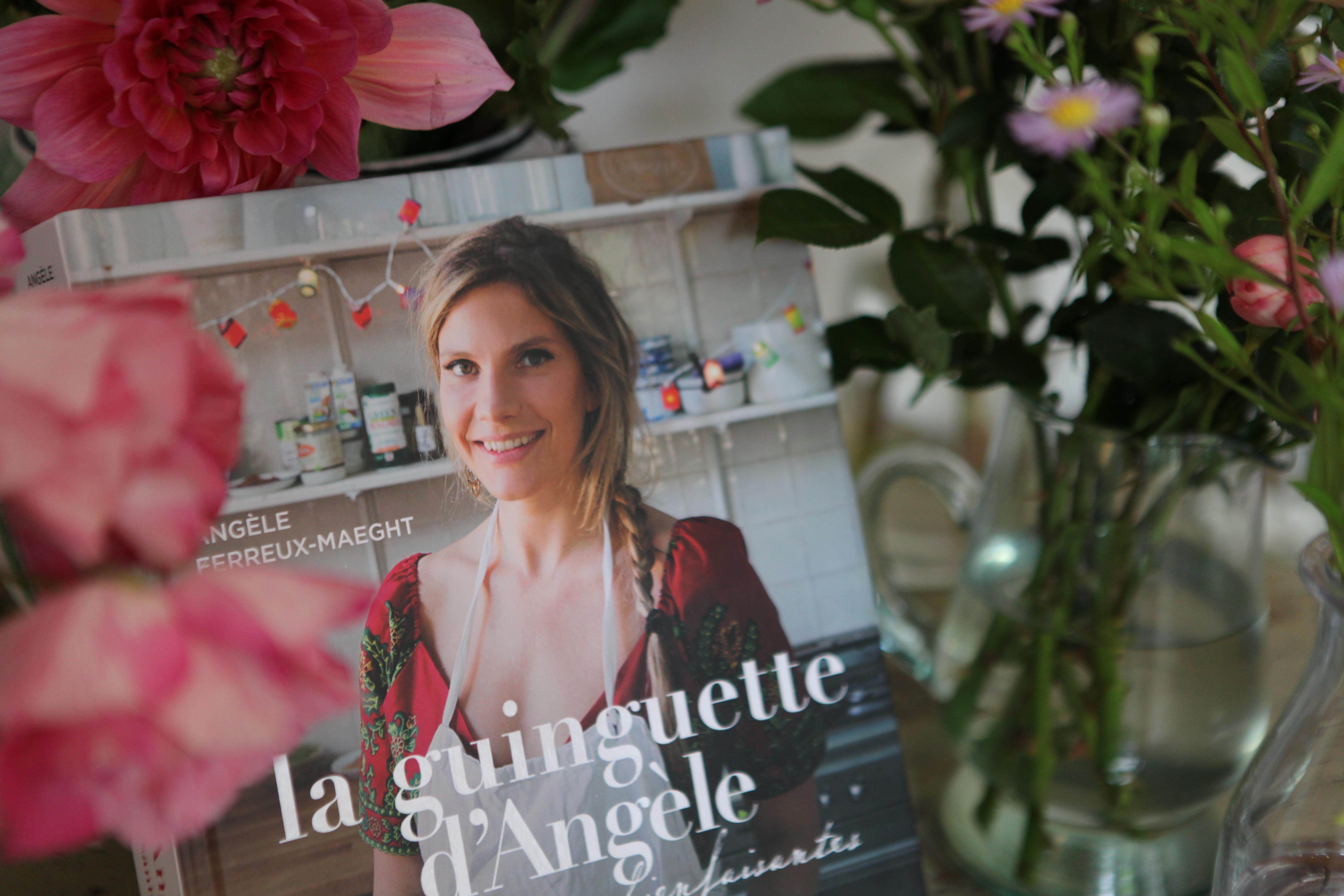 angèle guinguette livre recettes ferreux naturopathe fruits légumes