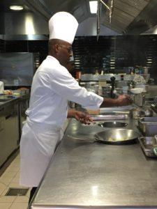 chef pullmann cuisine cuisinier chef executive potager tour eiffel