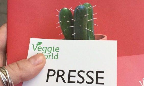 Echos du VeggieWorld 2017