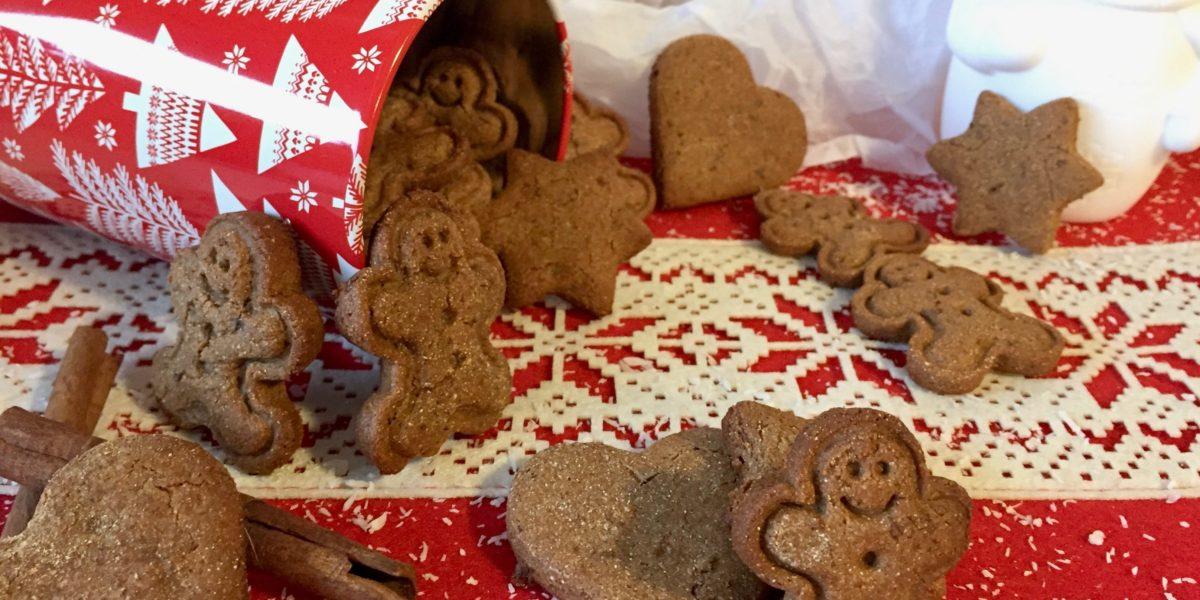 Sablés de Noël #vegan #sansgluten