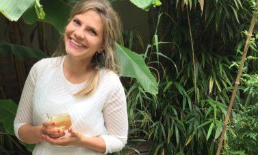 Angèle : une naturopathe en cuisine