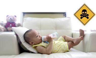 Laits infantiles : que donne t-on vraiment à nos enfants ?